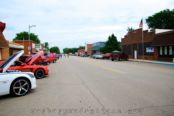 2014 Gypsum Summer Car Show & Pie Festival