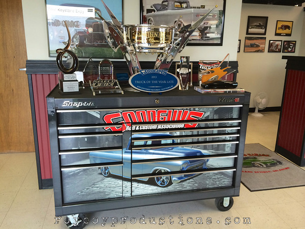 2014 May Hot Rod Garage Visit