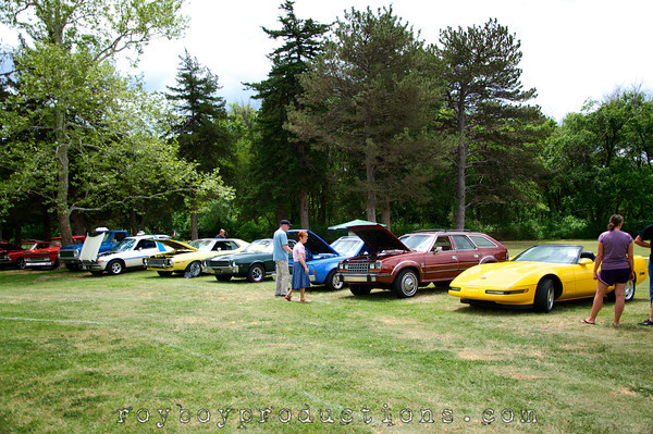 2014 Pratt Fire Department Car Show