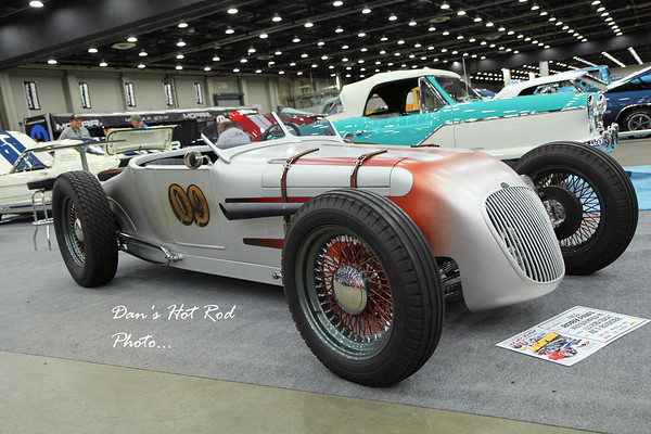 1927; Ford; Roadster; Rory Pawl; Track T Rory Pawl