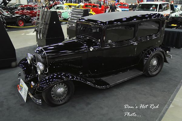1932; Ford; John Kokoska; Tudor; sedan John Kokoska