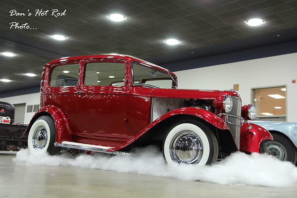ElDorodder; 1932 Ford; 32Ford; Vern Dave Gray; sedan Vern & Dave Gray