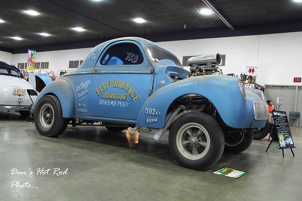 1940; Bill Kellogg; Coupe; Willys Bill Kellogg