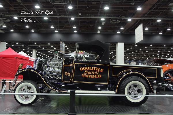 1929; Ford; Kevin Doolittle; Model A; Pickup; Pickup Roadster Kevin Doolittle