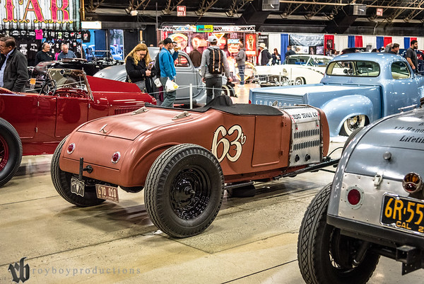 2017; CA; California; GNRS; Grand National Roadster Show; Pomona
