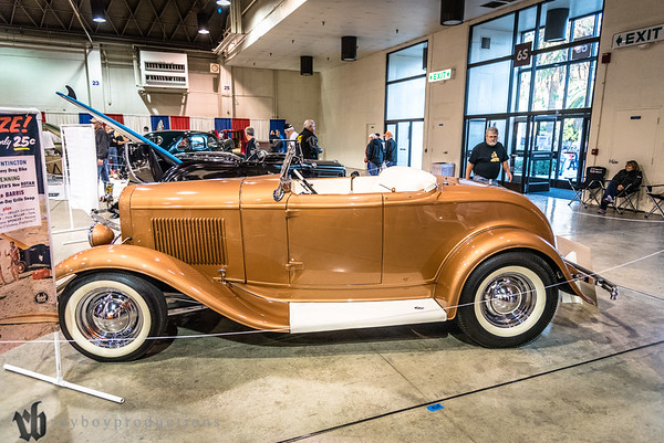 1932; 2017; CA; California; Ford; GNRS; Grand National Roadster Show; Pomona; Roadster 1932 Ford Roadster