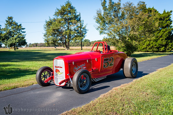 48Cars48States; Bill; Yeager; 018