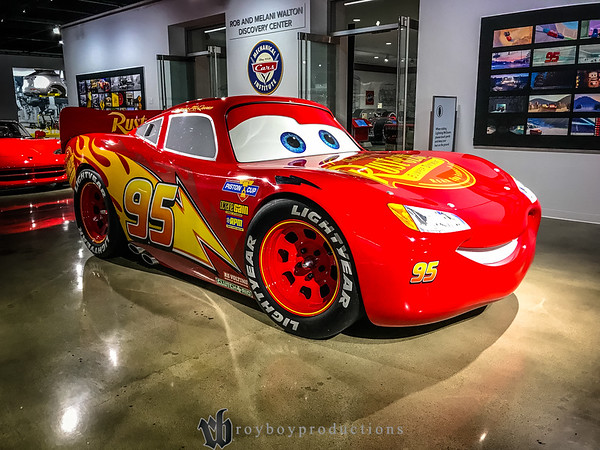 My personal friend Lightning McQueen (at least that