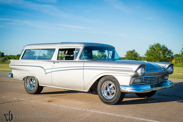 Jennings; 1957; Ford; Wagon; 027